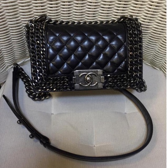 a7e15c2aaec447 CHANEL Bags | Le Boy Limited Edition | Poshmark